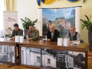 Doris Mironescu, Dan Lungu, Antonio Patras, Alistair Ian Blyth